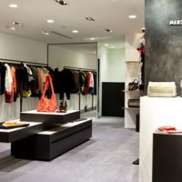 Winning items: Alexander Wang's first boutique in Japan opens in Shinjuku Isetan.