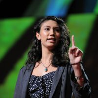 Get inspired: Sarah Kay, a performing poet and founder of Project V.O.I.C.E, performs two poems and tells the audience how poetry inspired her as a teenager. To see her TED Talk, visit her page on the TED website..   TED