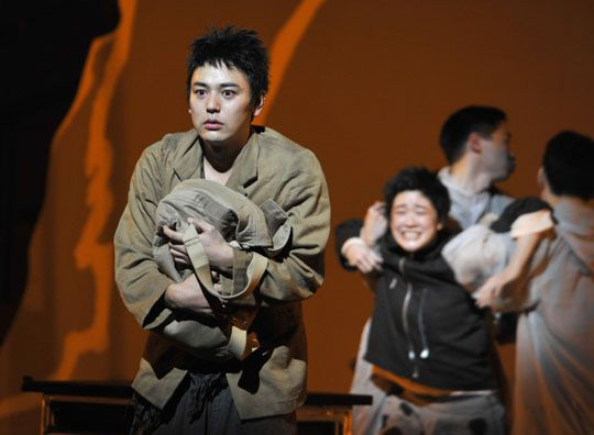 Playwright Noda asks, 'What is a Japanese?'