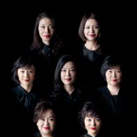 Top form: Theater producer Akiko Kitamura has adapted the British feminist play 'Top Girls' for a Japanese audience.   SIS COMPANY