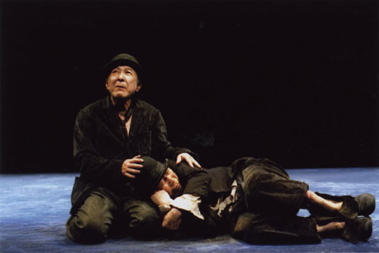 Is everyone in the world still patiently 'Waiting for Godot'?