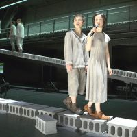 Chiten take on the bard: The Japanese theater company Chiten will perform 'Coriolanus' on May 21 and 22 as part of the Globe to Globe festival at Shakespeare's London Globe. | TSUKASA AOKI