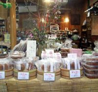 Chinryu, the pickled plum museum