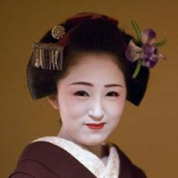 Ichimame is regarded by many as the most beautiful maiko in Kyoto.