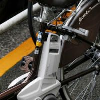 Electric bikes charge the market