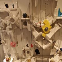 Potpourri: The 'Bit-Piece-Happy' display at jewelry and conceptual-art space 2mOa. | KIT NAGAMURA PHOTO