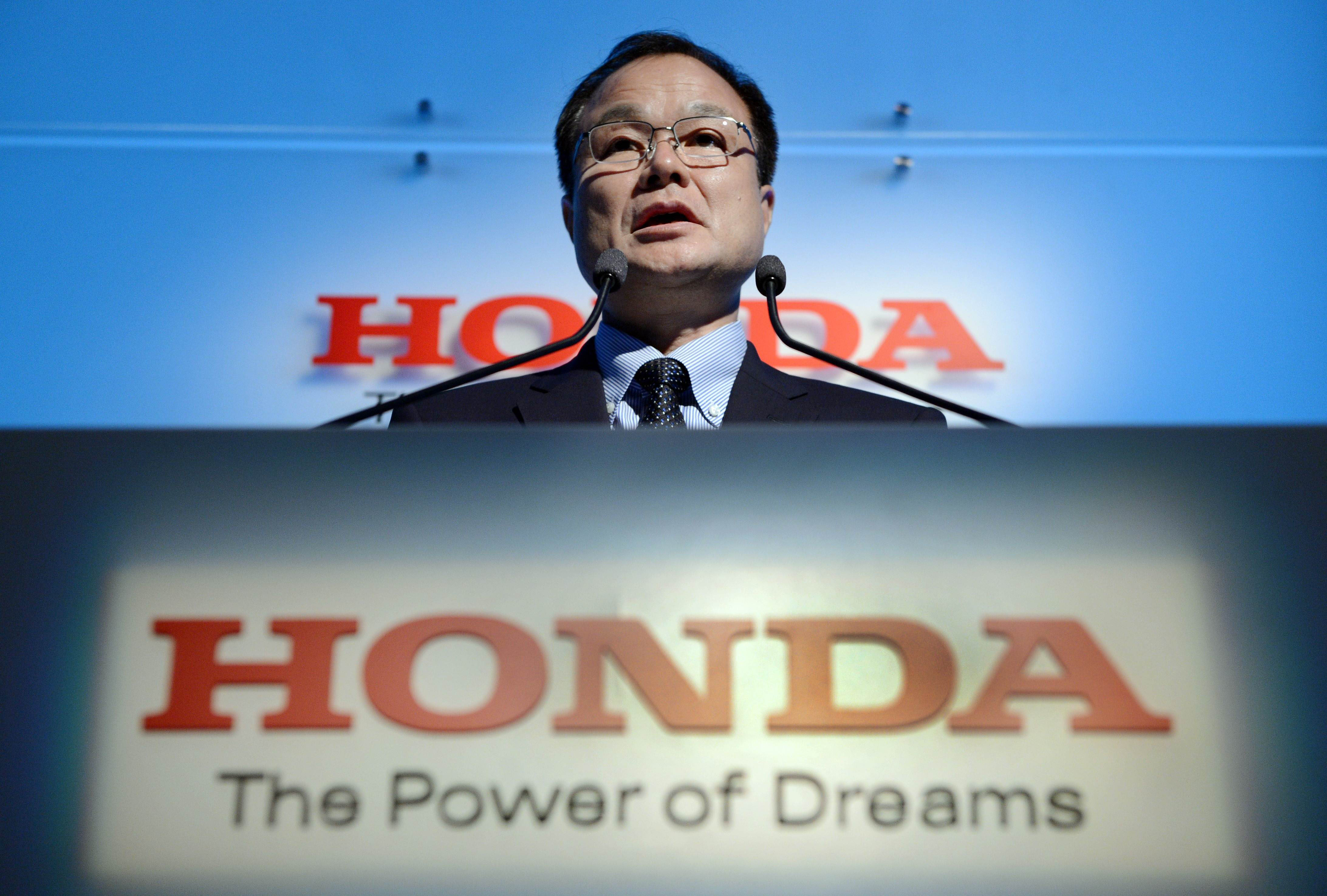 Honda aims to double sales by 2017