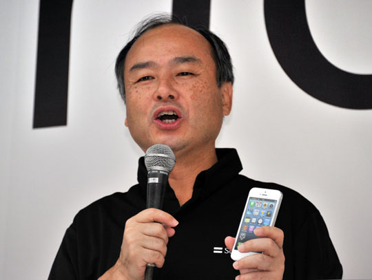 Softbank-Sprint tie could be game-changer in Japan, abroad