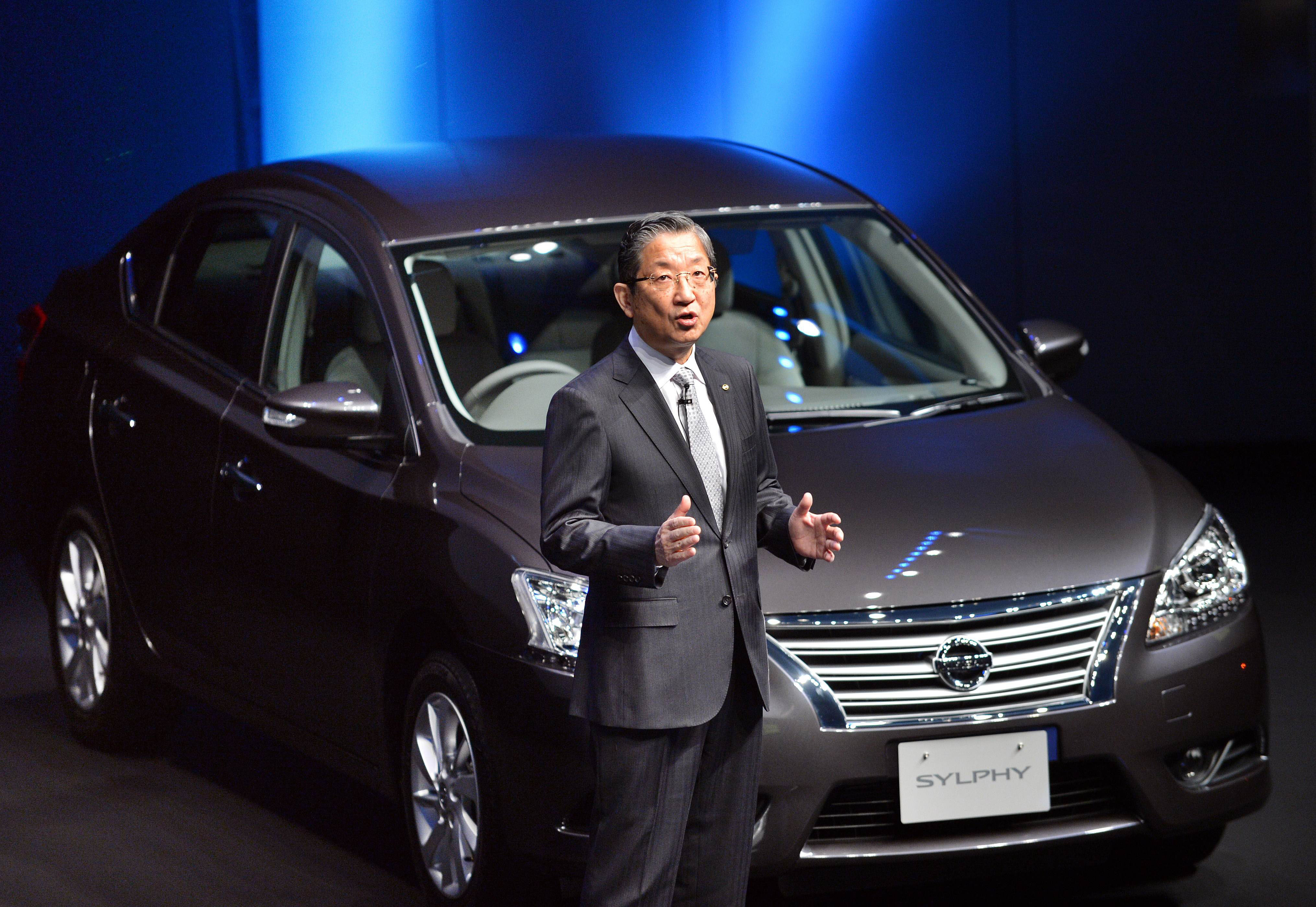 Nissan China visitors return to normal after row