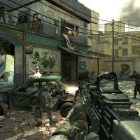 Gun play: First-person shooter games have not always been popular in Japan, yet 'Call of Duty: Modern Warfare 3' has found a fanbase of hardcore gamers.   ACTIVISION