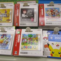 Despite downloadable versions, packaged games in high demand