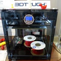 Shape maker: An entry-model 3-D printer marketed by the U.S.-based 3D Systems.