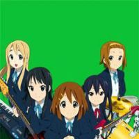 Animated: 'K-On!!' — a story of five high school girls and their band — has gained great popularity recently. | KAKIFURAI, HOBUNSHA CO. / SAKURAKO KEIONBU