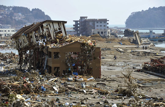 Death toll may surpass 10,000 in Miyagi
