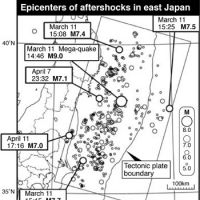Why so many aftershocks? Why so large?