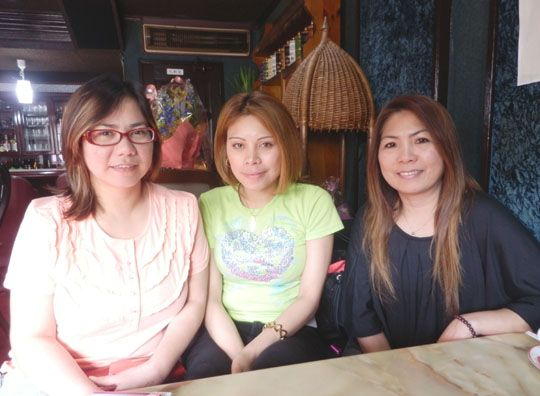 Iwate Philippine community in for long haul