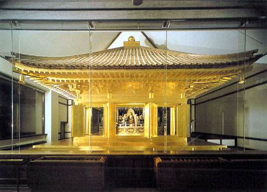 Temple hopes for UNESCO nod and big cheer for Iwate