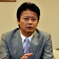 Young gun: Koichiro Genba speaks during an interview Monday at the Foreign Ministry. | YOSHIAKI MIURA PHOTO