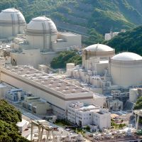 Dimming the lights: Western Japan faces a winter power shortage, affected by the shutdown of Kyushu Electric Power Co. and Kansai Electric Power Co. nuclear plants, including the Oi facility in Fukui Prefecture. | KYODO