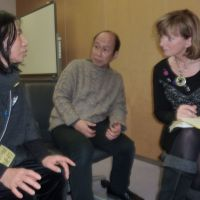 Irish Chernobyl campaigner shares lessons with people of Fukushima