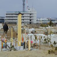Tohoku in rebuilding bubble