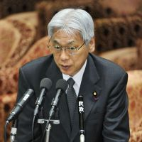 Justice Minister Toshio Ogawa says he has no qualms about executions