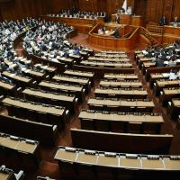 DPJ bills clear Lower House, to stall