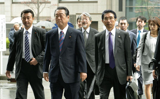 Ozawa acquittal is upheld in appeal