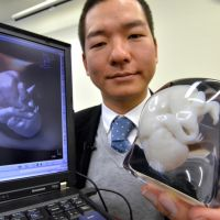 Firm offering 3-D models of fetuses