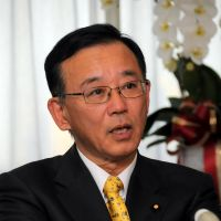 Hague treaty not priority, past bill needs study: Tanigaki