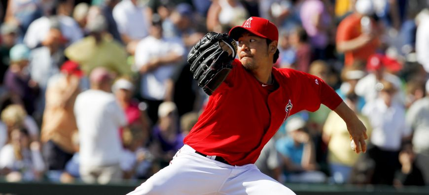 Mariners include Kawasaki on roster for opener
