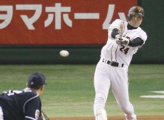 Opportunistic Dragons force tie against Giants