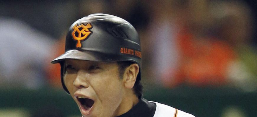 Giants catcher Abe rises above pack
