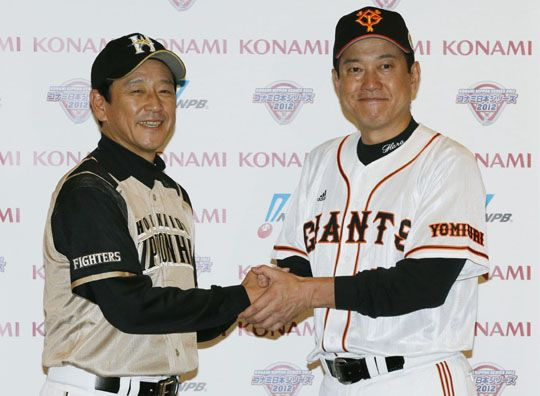 Fighters, Giants ready for championship showdown