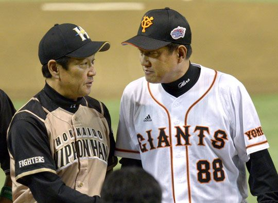 Fighters skipper Kuriyama maintains light mood after opening setback