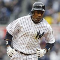 Seeing the big picture: Curtis Granderson, who hit 43 home runs for the Yankees last season, has traveled the world as an MLB International Ambassador the past several years. | AP