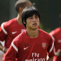 Firing blanks: Japan's Olympic team will likely have to do without top players such as Arsenal's Ryo Miyaichi.   AP