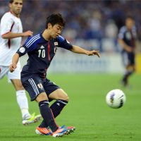 Dream come true: Shinji Kagawa is ready for the challenge of playing for Manchester United. | AFP-JIJI