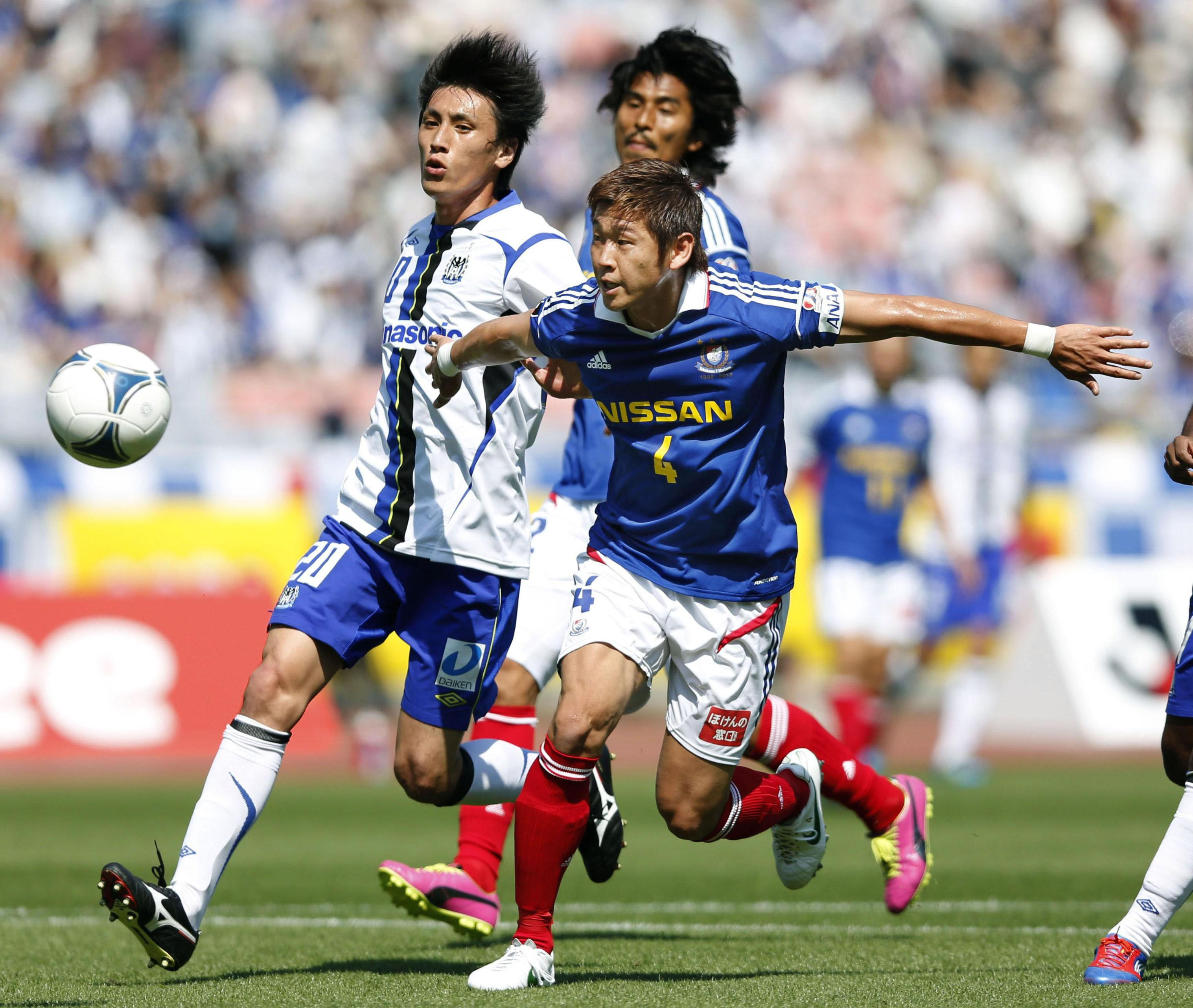 Yokohama defender Kurihara has big ambitions with club and country