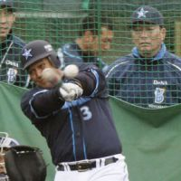 Star is born: A big season by Alex Ramirez in his first season with the BayStars might leave Giants fans scratching their heads. | KYODO