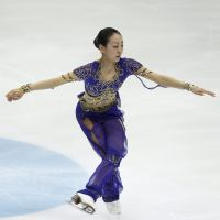 Warmup for worlds: Mao Asada is the favorite at this week's Four Continents Championships in Colorado Springs, Colorado. | AP