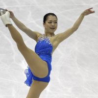 Just reward: Akiko Suzuki earned her first medal at the world championships last week with a bronze in Nice, France. | AP