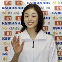 Megastar: Kim Yu Na, the Olympic gold medalist at the 2010 Vancouver Games, is returning to competition after sitting out last season while promoting Pyeongchang's 2018 bid. | AP