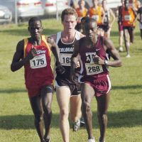 Marial epitomizes the Olympic spirit