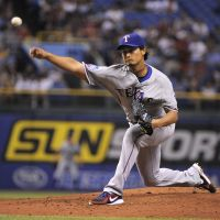 For team, or for country?: Rangers pitcher Yu Darvish will be highly sought after when Japan begins its preparations for the 2013 World Baseball Classic. | AP