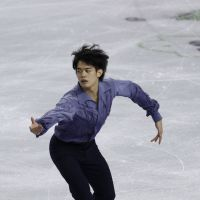 Rejuvenated: After finishing a disappointing 11th at the world championships in March, Takahiko Kozuka began the new season with a victory at Skate America last weekend. | AP