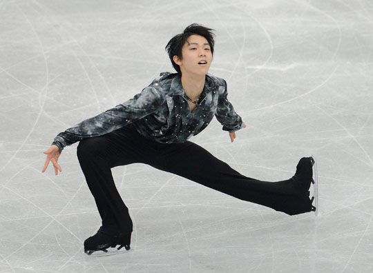 Hanyu shatters own world record in short program