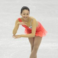 Racking up victories: Two-time world champion Mao Asada, who won the Grand Prix Final earlier this month, will attempt to capture her sixth national title in Sapporo this weekend. | AP