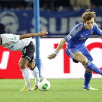 Go west: Corinthians and Chelsea contested Sunday night's Club World Cup final in Yokohama in the last edition of the tournament before it moves to Morocco for two years. | AP