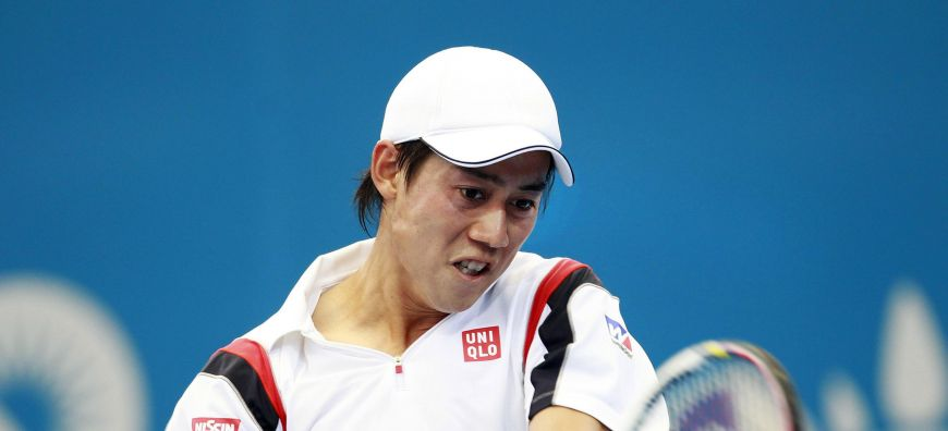 Nishikori, Murray advance to Brisbane semifinals